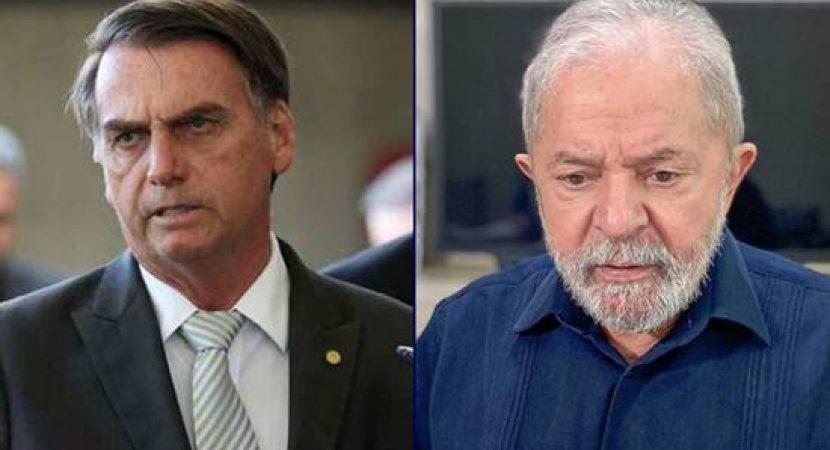 Irritado Bolsonaro manda apoiador votar no Lula