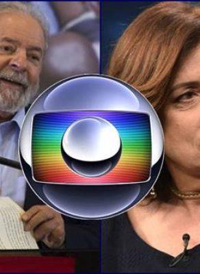 Miriam Leitão da Globo defende Lula