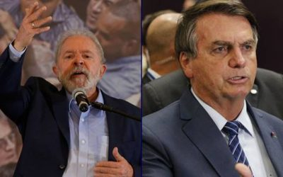 Pesquisa Datafolha: Lula lidera eleições 2022 Lula 55% contra 32% de Bolsonaro