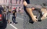 Vereadora de Recife é agredida por PM durante manifestação