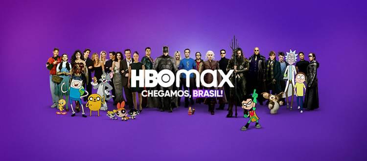 HBOMax chega ao Brasil