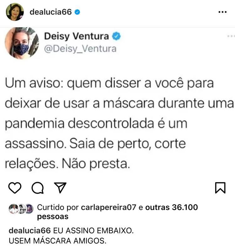 Mãe de Paulo Gustavo chama Bolsonaro de assassino