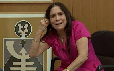 Regina Duarte perde 100 mil seguidores