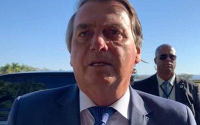 Bolsonaro cogita desistir da eleição em 2022