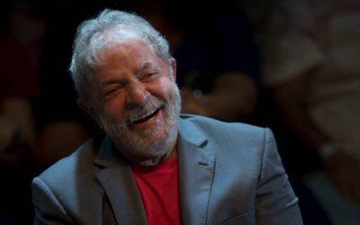 Lula nas eleições 2022