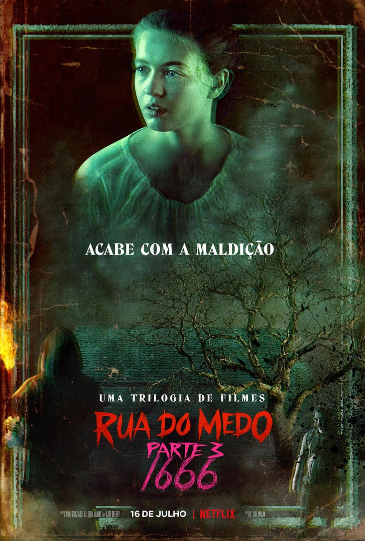 RUA DO MEDO PARTE 3 trailer