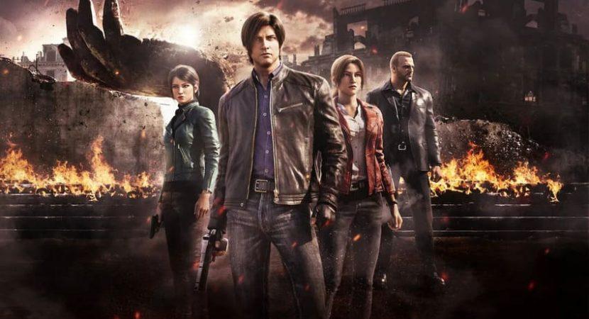 Resident Evil No Escuro Absoluto critica