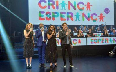 Criança Esperança não garante boa audiência na Globo
