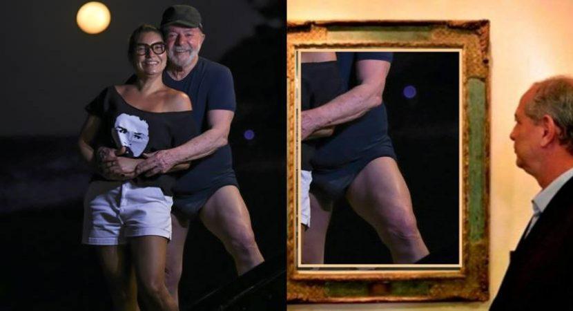Foto de Lula em boa forma viraliza na internet
