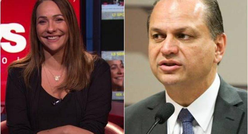 Jornalista da Globo se revolta