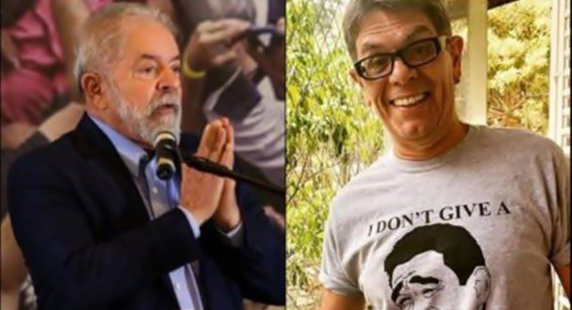 Lula humilha Bolsonarista Roger do Ultraje a Rigor