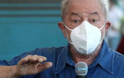 Lula sobre Bolsonaro