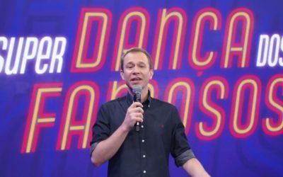 Super dança dos famosos bate recorde de audiência