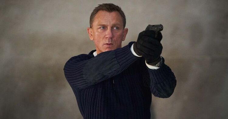 007: sem tempo para morrer critica