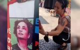 Bolsonarista agride mulher que vendia camisetas de Marielle e Lula