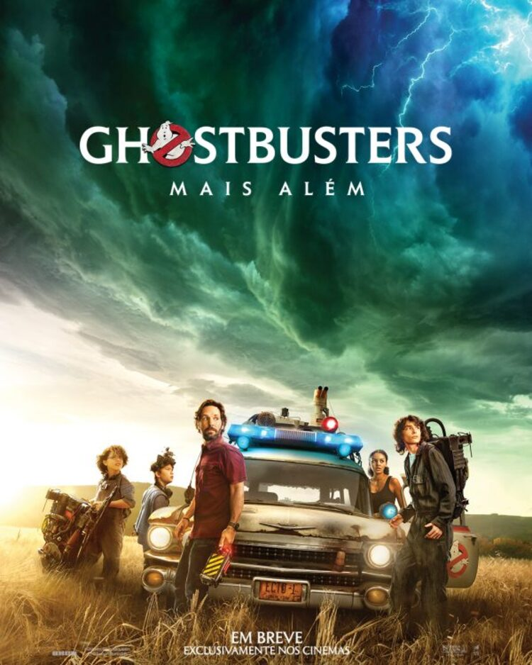 Ghostbusters Mais Além