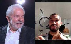 Gil do vigor declara seu amor a Lula