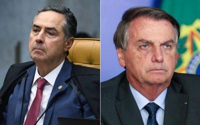 Presidente do TSE Roberto Barroso
