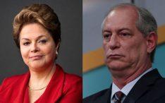 Dilma detona Ciro Gomes