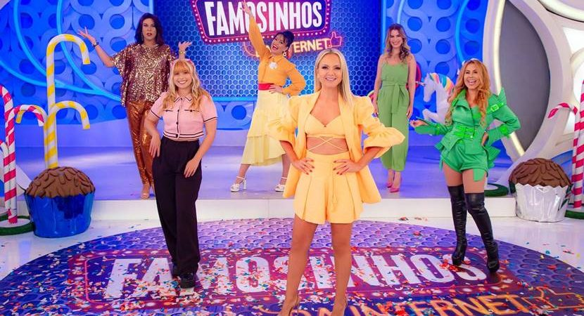 Eliana vence Rodrigo faro