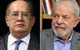 """Gilmar Mendes diz que caso Lula no STF se tornou algo """"muito maior"""""""