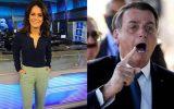 Após criticar Bolsonaro Jornalista é demitida da Record